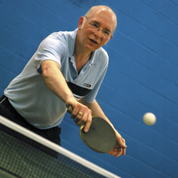 Brian Gooddy table tennis
